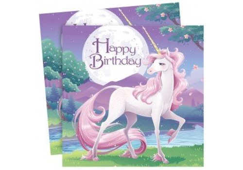 Creative Party 'Unicorn Fantasy' Napkins