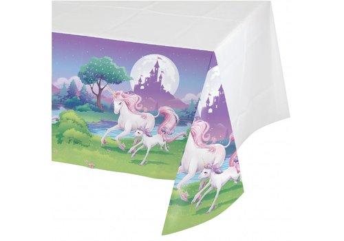 Creative Party Eenhoorn fantasie tafellaken