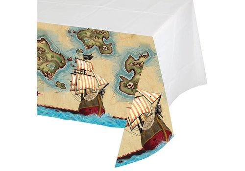 Creative Party 'Pirate Party' Tablecloth