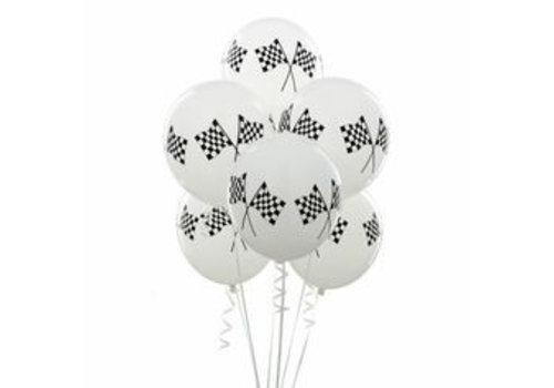 Creative Party Creative Party 'Finishvlag' Ballonnen