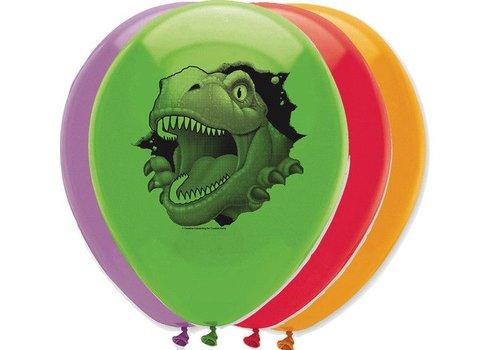 Creative Party 'Dino Party'  Ballonnen