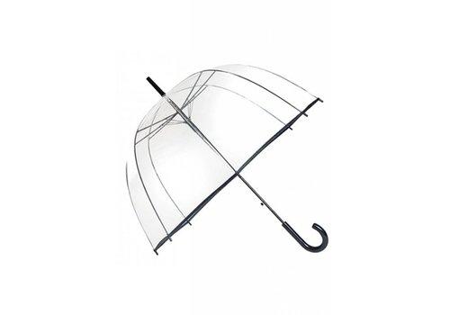 Smati Smati Women's umbrella transparent / black