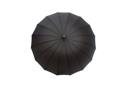 Smati Smati Mannenparaplu n°16 zwart
