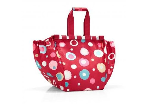 Reisenthel Reisenthel Easyshoppingbag voor winkelwagen funky dots