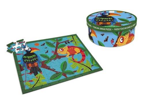 Scratch Scratch Puzzel Toekan Jungle 100 stuks