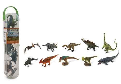 Collecta Collecta Prehistorie Mini 12 st Set A
