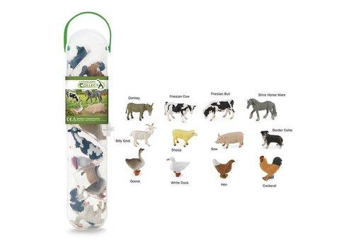 Collecta Collecta Mini farm animals 12 pcs