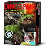 4M Kidzlabs Dinosaur Graaf Je Dinosaurus Op Tyrannosaurus Rex