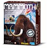 4M 4M KidzLabs Dig Your Dinosaur On Mammoth