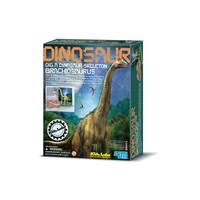 4M KidzLabs Graaf Je Dinosaurus Op Brachiosaurus