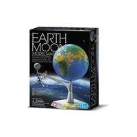 4M KidzLabs Space / Earth-Moon construction kit