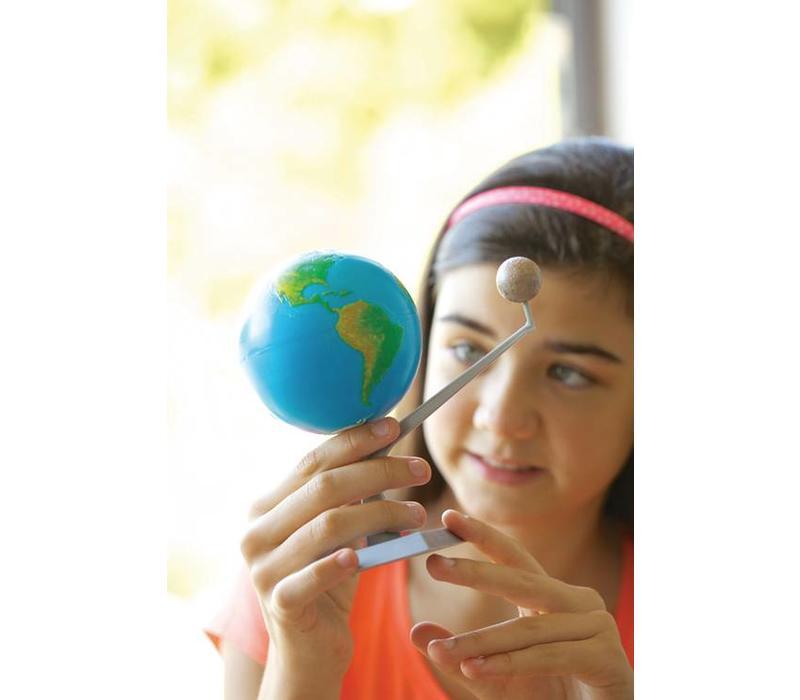 4M KidzLabs Space / Bouwset Aarde-Maan