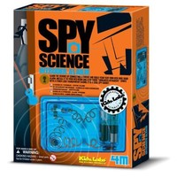 4M KidzLabs Spy Science / Alarm