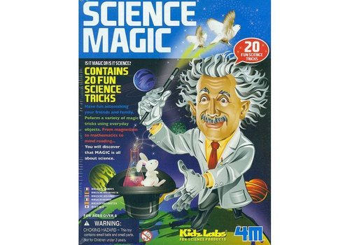 Dam 4M KidzLabs Science : Magic Science