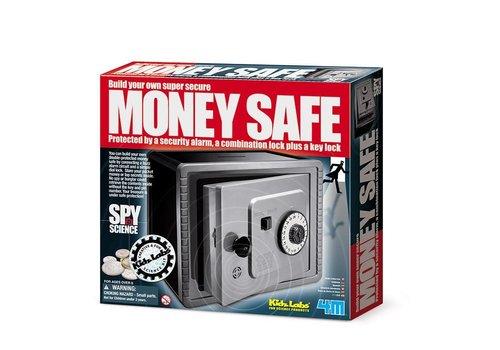 4M 4M KidzLabs Spy Science / Money safe with alarm