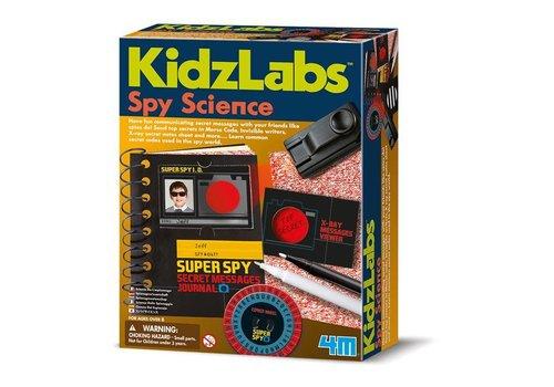 4M 4M Kidzlabs Spy Science  Secret Message
