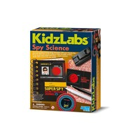 4M Kidzlabs Spy Science  Secret Message