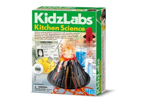 4M 4M KidzLabs Kitchen Science
