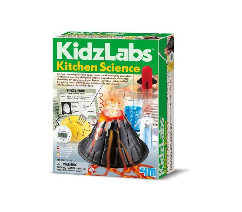 4M KidzLabs Kitchen Science