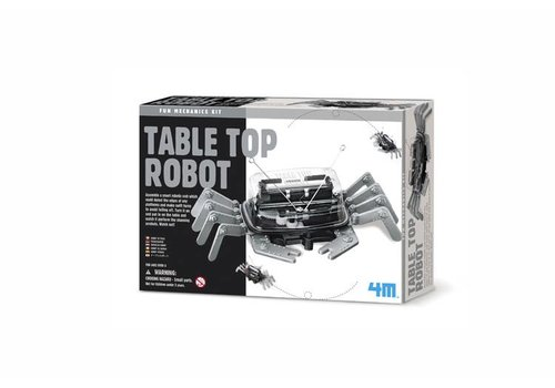 4M 4M Fun Mechanics Kit Tabletop Robot