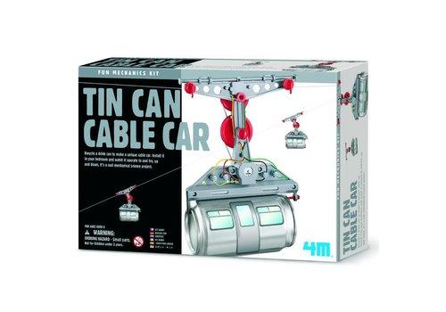 4M 4M Fun Mechanics Kit : Cableway