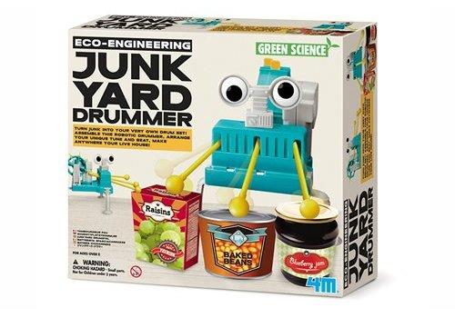 4M 4M Green Science Eco-Engineering Waste drummer