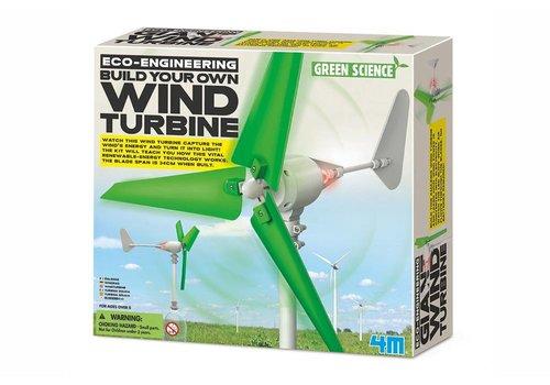 4M 4M Green Science Eco-Engineering Wind Turbine