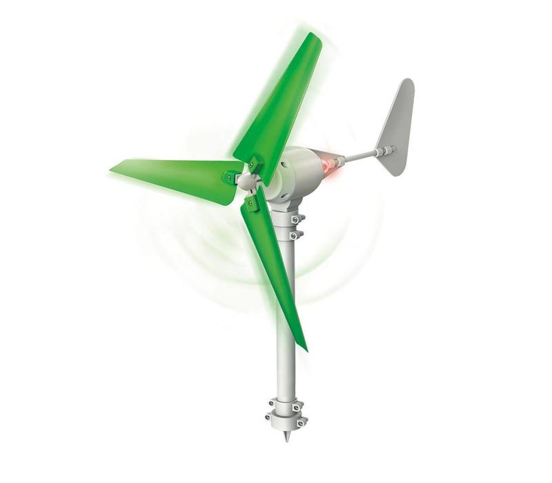 4M Green Science Eco-Engineering Windturbine