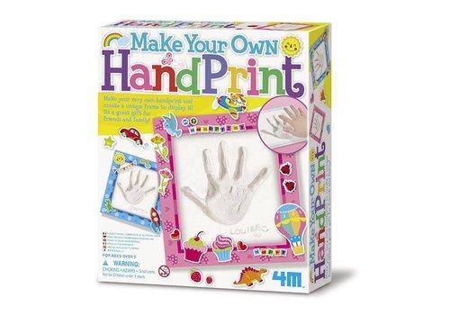 4M 4M Crea Print Handafdruk Kit