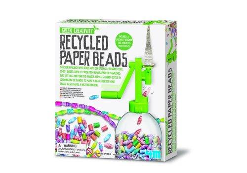 4M 4M Green Creativity : Gerecycleerde Papieren Kralenketting