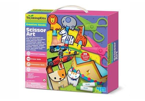 4M 4M Thinkingkits Scissor Art
