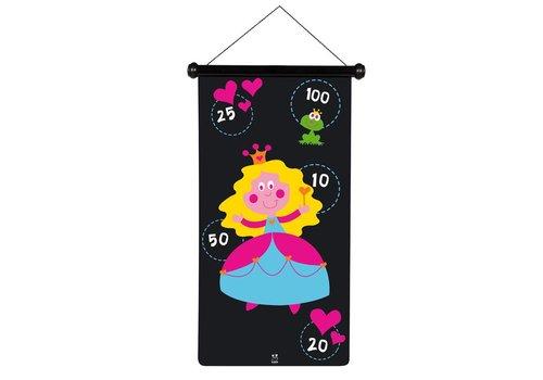 Scratch Scratch magnetic darts Game 'Princess'