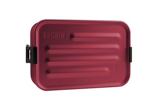 Sigg Sigg Lunchbox Plus S Aluminium Red