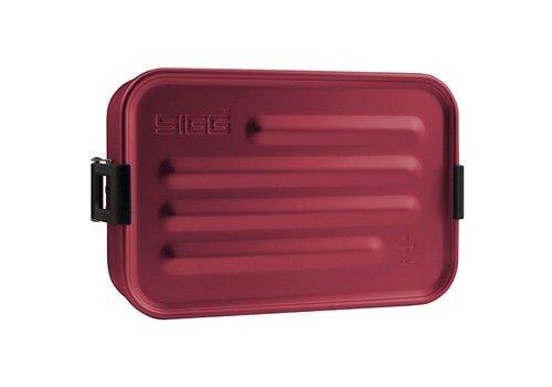 Sigg Sigg Lunchbox Plus S Aluminium Rood