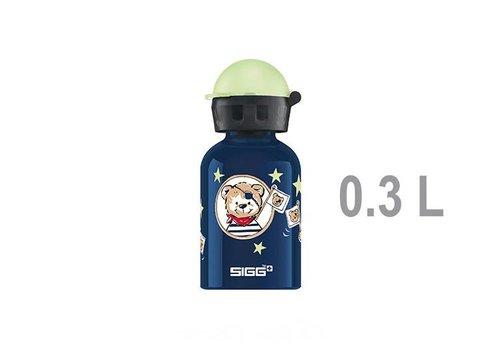 Sigg Sigg Drinkfles 0,3 L - Kleine Piraten