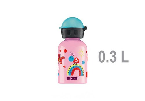 Sigg Sigg Drinkfles Kleine Insecten 0,3 L