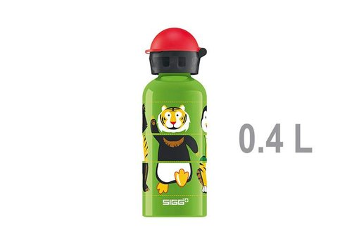 Sigg Sigg Drinkfles 0,4 L Zoo Twister