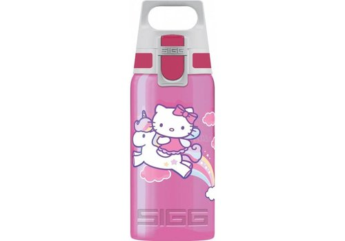 Sigg Sigg Viva Drinkfles Hello Kitty Unicorn 0,5 L