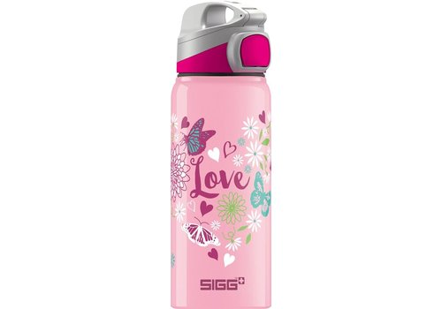 Sigg Sigg Miracle Drinkfles Love 0,6 L