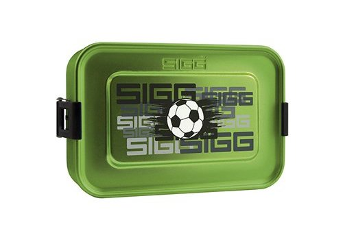 Sigg Sigg Lunchbox Plus S Voetbal