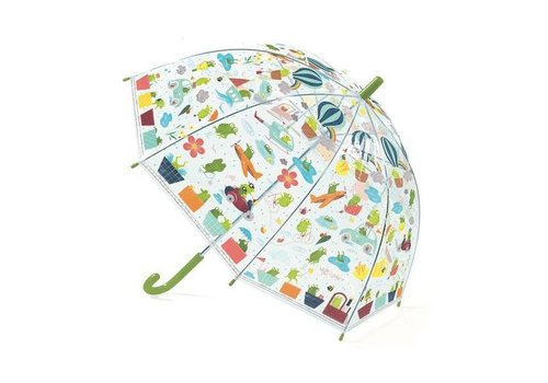 Djeco Djeco Children's umbrella Frog