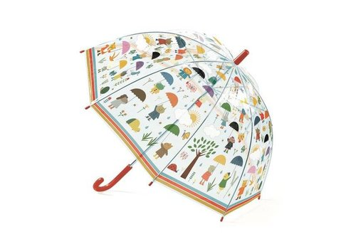 Djeco Djeco Children's umbrella in the rain