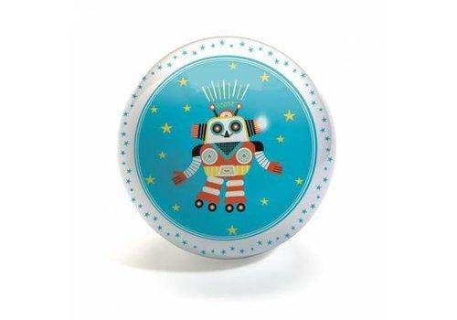 Djeco Djeco Bal - Funky Robots - 12 cm