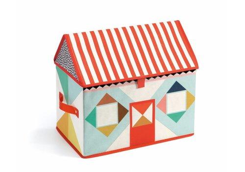 Djeco Djeco Storage box House