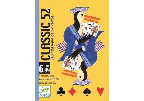 Djeco Djeco Kaartspel Classic 52