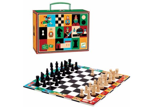 Djeco Djeco Chess and Checkers