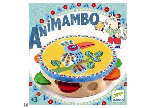 Djeco Djeco Animambo Tamboerijn