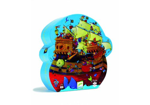 Djeco Djeco puzzel 'Barbossa's boot' 54 stuks