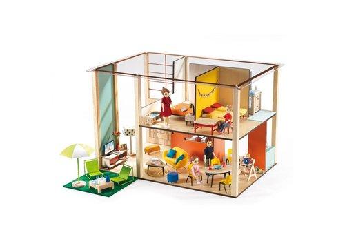 Djeco Djeco Cubic House