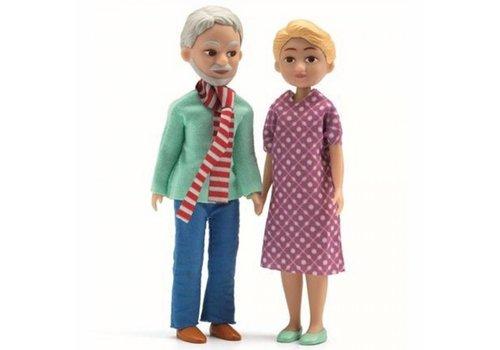 Djeco Djeco de grootouders